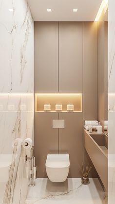 Small Toilet Design, Small Toilet Room, Small Bathroom, Bathrooms, Washroom Design, Bathroom Design Luxury, Modern Bathroom Design, Home Room Design, Home Interior Design