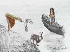 Alice in wonderland ©CARO-MA  (Commande)