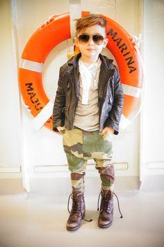 Alonso Mateo Kid Fashion Stylist Knstrct