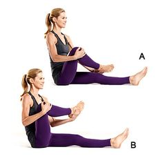 Loosening up your hips and glutes with this amazing stretch will make you perform better at any exercise and decrease your risk of injury. | health.com