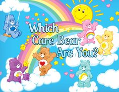Zimbio Quizzes - Which Care Bear Are You?