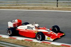 Martin Brundle, Zakspeed - Estoril 1987