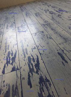 Designfloor: Mavi Laminat Parke Modelleri