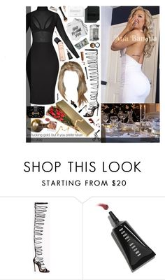 """12/11/16 - For your eyes only"" by ana-banana ❤ liked on Polyvore featuring Laura Ashley, Garance Doré, Dsquared2, Baron Von Fancy, Avon, Bobbi Brown Cosmetics, Prada, dsquared and prettylittlething"