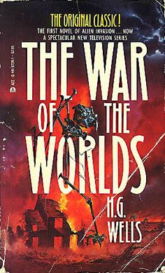 War of the Worlds - Ace Books, 1988