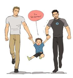 Only saving because i like how tony is struggling, while steve is just content with life