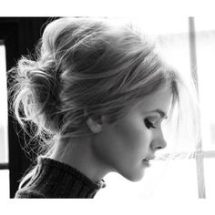 прическа пучок hot braid hairstyles and updos for spring summer 2012... ❤ liked on Polyvore featuring hair, people, backgrounds, faces and beauty