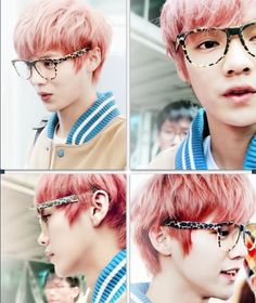 LUHAN WHAT DID THEY DO TO YOUR HAIR.... IT'S SO GORGEOUS~~