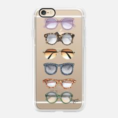 Sunglasses Fashion Illustration by Joanna Baker - New Standard Case