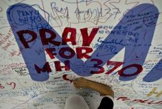 Message for MH370