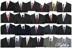 Мужские костюмы для фотошопа бизнес