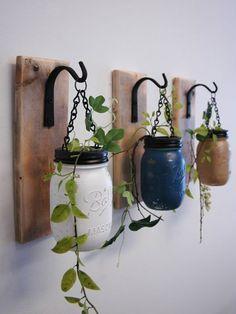 HOME DZINE Craft Ideas |  Crafty ideas for hanging plants