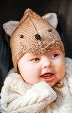 Knit Crochet, Crochet Hats, Baby Knitting Patterns, Little Ones, Winter Hats, Beanie, Wool, Mini, Inspiration