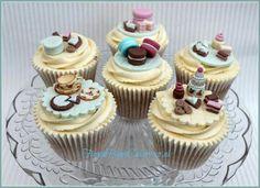 Teatime cupcakes