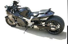 Busa with 300 Wide Tire Kit