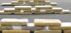 Armada de Colombia incauta 78 kilos de drogas adheridas a casco de buque liberiano