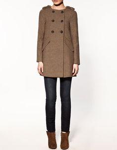 coat, fashion