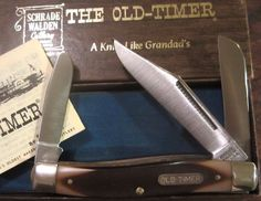 18 Best Schrade Knives and Walden, NY images in 2016 | Folding