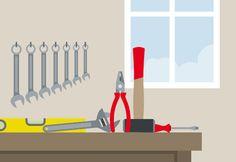 Zur Beratung für Handwerkzeug
