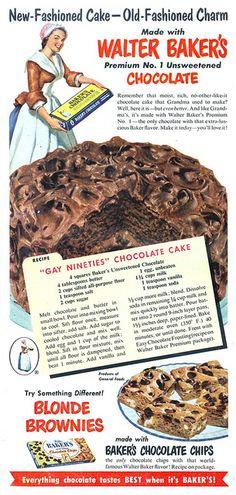Baker's Chocolate -