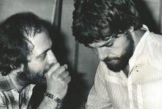 Alan Parsons und Eric Woolfson (The Alan Parsons Project)