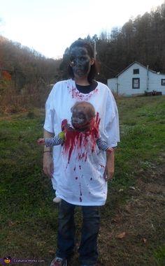 Zombie Mama - Halloween Costume Contest via @costumeworks