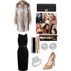 A fashion look from October 2014 featuring Givenchy dresses, Lilly e Violetta coats and Casadei pumps. Browse and shop related looks.