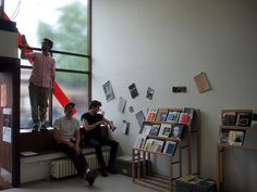 Pop-Up Library For Indie Zines Hits The Road