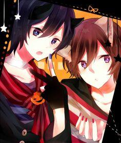 Soraru and Amatsuki