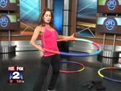 The quicker, the better!  Quick Hula-Hooping Workout - YouTube