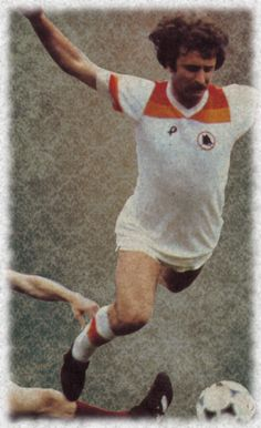 Roberto Pruzzo, AS Roma, Pouchain