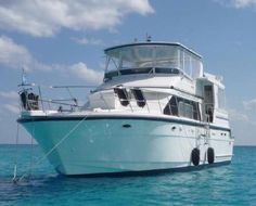 52' Jefferson Rivana Motor Yacht
