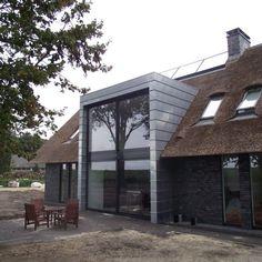 Modern Landhuis, Lutten   pr8 achitecten