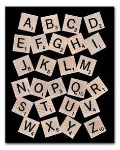 Scrabbled Up