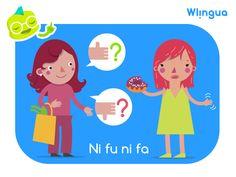 """Ni fu ni fa"" es una expresión para indicar indiferencia. #AprendeEspañol #Wlinguainpills #errores #language #languages #spanish #spain #mexico #idioma #idiomas #www.wlingua.com"