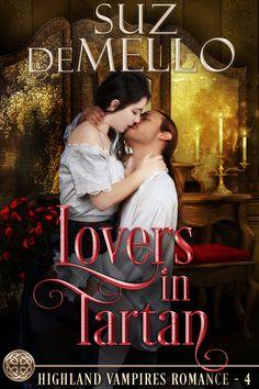 Lovers in Tartan, short story in the Highland Vampires romance series!