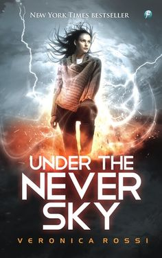Under the Never Sky - Indonesian cover