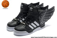 0ae5a18f3869 Low Price Adidas X Jeremy Scott Wings 2.0 Shoes Black Basketball Shoes Store  Kevin Durant Basketball