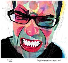 Christoph  Mixta Alvaro Tapia Hidalgo En:  www.apocrifa.com.mx/el-rostro-apocrifa-23  www.alvarotapia.com