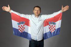 Fahnen | Armfahnen | flags | armflags | Fanartikel | Merchandising | Kroatien, Hrvatska, Croatia für 14,95 Euro