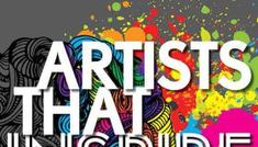 Artists That Inspire Us -- Art Ed Blogger's Network