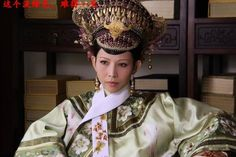 Legend of Zhen Huan(Empresses In The Palace,甄嬛传). Chinese Design, Chinese Style, Oriental Fashion, Chinese Fashion, Oriental Style, Empresses In The Palace, Peach Blossoms, Ancient China, Qing Dynasty