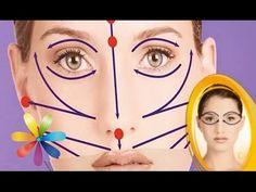 Готовимся к летнему сезону. Древняя японская методика самомассажа лица - Все буде добре - YouTube Our Body, Face And Body, Essential Oils For Skin, Cheap Pendant Lights, Facial Exercises, Younger Skin, Spa Massage, Health Remedies, Make Up