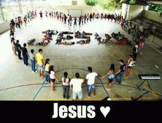 We love Jesus. This is awesome!!