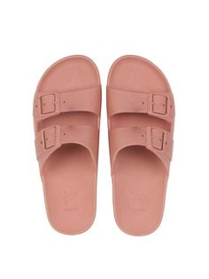 Sandales plates en plastique parfumées et cloutéesCacatoès vT1QbmNt