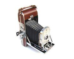 Vintage Polaroid Land Camera 95B Mid century by OceansideCastle, $54.99