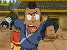 Anime Screencap and Image For Avatar: The Last Airbender Book 1 Aang The Last Airbender, Avatar Aang, Avatar The Last Airbender, Avatar Book, Avatar Series, The Last Avatar, Avatar Cartoon, Iroh, Air Bender