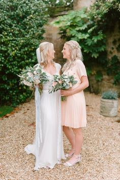 Total Babes - Anna Campbell Bride Elegant Wedding With Pastel Colour Scheme Stationery by Paperknots Styling by The Wedding Stylist Image by Emma Pilkington