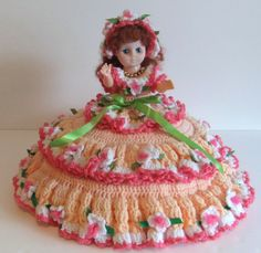 Free Crochet Bed Doll Patterns | Creative Arts and Crafts Archives  Creative Fat Grrl