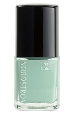 Keep your nails in mint condition.